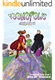 Toonopolis: Gemini (Toonopolis Files Book 1)