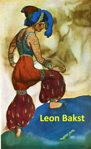 Russian Costumes Designer (105 Color Paintings of Leon Bakst (Léon Samoilovitch) - Russian Painter and Scene and Costume Designer (May 10, 1866 - December 28, 1924))