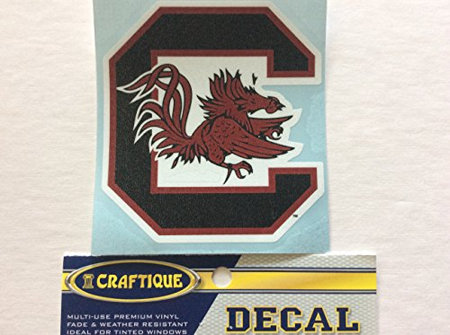 - South Carolina Gamecocks, USC Premium Vinyl Sticker 4