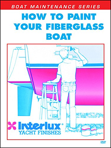 How To Paint Your Fiberglass Boat ()