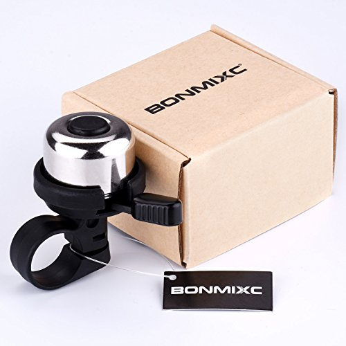 BONMIXC Bike Bell Brass Mini