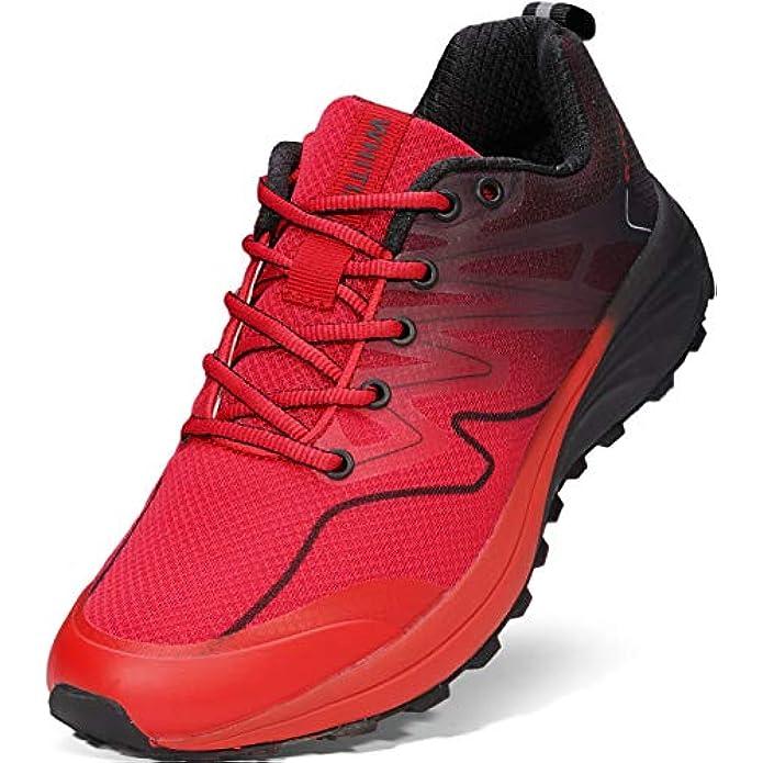 WHITIN Men's Hybrid-3 Running Shoes