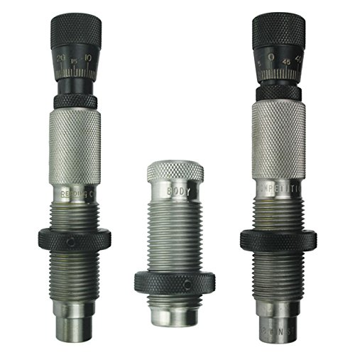 (Redding Competition Bushing 3-Die Neck Sizer Set 6.5 Creedmoor)