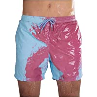 Mens Quick Dry Summer Swim Trunks Fuck Cancer Pink Ribbon