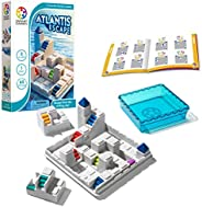 SmartGames Atlantis Escape; a 3D Path-Building Travel Game for Kids and Adults, a STEM Focused Cognitive Skill-Building Brai