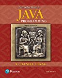img - for Introduction to Java Programming, Brief Version Plus MyLab Programming with Pearson eText -- Access Card Package (11th Edition) book / textbook / text book