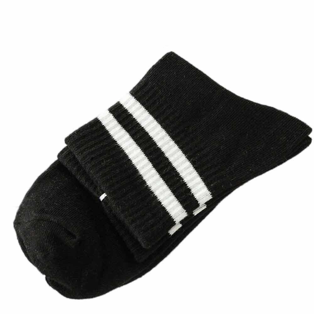 A.M.Feker Hip Hop Unisex Creative Harajuku Letter Cotton Skateboard Sock Comfortable Socks