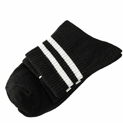Underwear & Sleepwears Symbol Of The Brand Hip Hop Man Women Creative Harajuku Stripe Cotton Warm Skateboard Comfortable Socks Gift