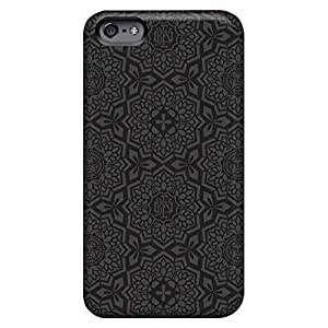 Colorful cell phone covers Skin Cases Covers For Iphone Attractive iphone 5s for you - obey dark pattern