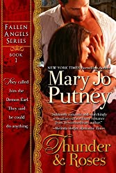 Thunder & Roses (Fallen Angels Historical Romance Series, Book 1)