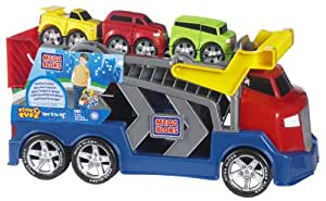 Mega Bloks Tiny 'N Tuff Race 'N Go Rig