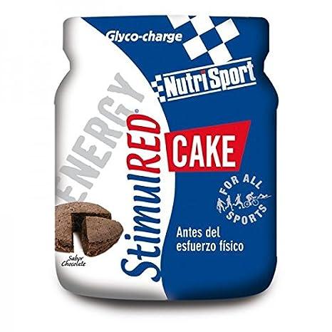 NutriSport Stimul Red Cake Suplementos - 560 gr: Amazon.es: Salud y cuidado personal
