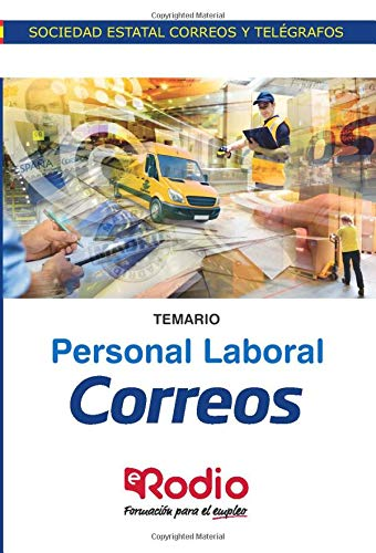 Correos. Personal Laboral. Temario: Sociedad Estatal Correos y Telégrafos: 1 (Oposiciones) por Varios autores