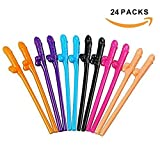 24Pack Drinking Straw,Penis Sipping Straws Bachelorette Party Girls Night Out Bachelorette Supplies Favors Party Favor Wedding Decoration Birthday Christmas