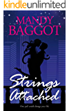 Strings Attached: An uplifting romantic summer read with plenty of comfort food!