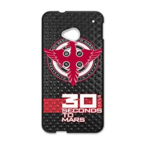 Happy portadas de 30 seconds to mars Phone Case for HTC One M7