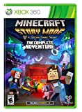 xbox 360 console minecraft - Minecraft: Story Mode- The Complete Adventure - Xbox 360