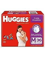 Fralda Huggies Supreme Care Roupinha - 30 Fraldas, Huggies