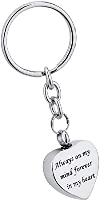 TooLoud Free Your Mind Text Adult Dog Tag Chain Necklace