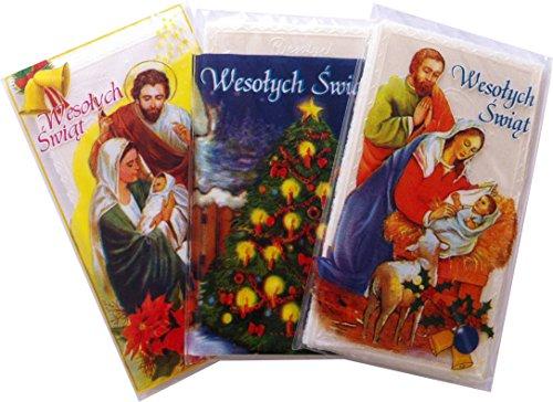 set-of-12-large-polish-white-christmas-wafers-oplatki