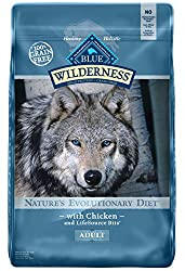 Blue Wilderness High Protein Grain Free Adult Dry Dog Food Review