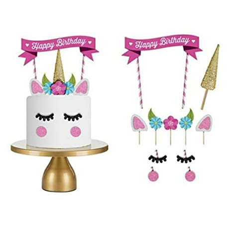 Image Unavailable Not Available For Color Unicorn Cake Kit