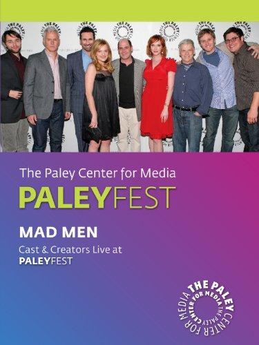 Mad Men: Choose & Creators Live at the Paley Center