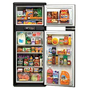 refrigerator 10 cu ft. norcold n1095r 10 cu. ft. 2 door refrigerator (2-way ac/lp, right hand door) cu ft r