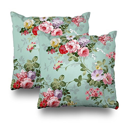 soopat Decorative Pillow Cover Pack Of 2, 18