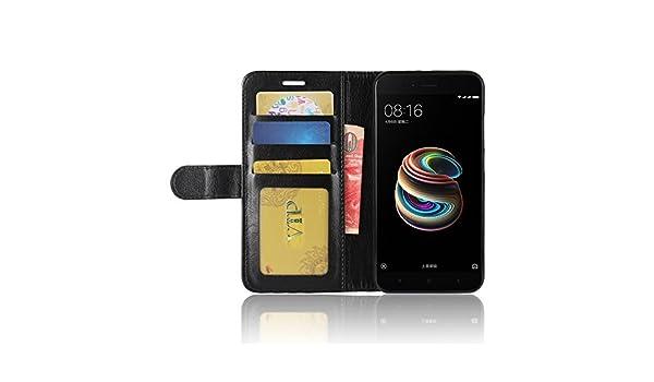 Cover Funda Para Xiaomi Mi Mix 2,Elegante Billetera Cover PU ...