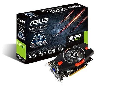 Asus GTX650-E-2GD5 - Tarjeta gráfica de 2 GB con nVIDIA GeForce GTX 650 (gddr5, HDMI, DVI)