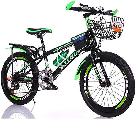 MYMGG Bicicleta Infantil para niños y niñas a Partir de 8 años ...