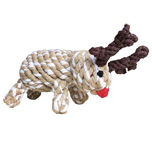 Toys For Biting : Dog cotton rope toy pet chew toys for small and medium