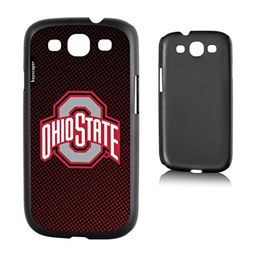 Keyscaper Cell Phone Case for Samsung Galaxy S3 - Ohio State University OHIOST (Baseball Samsung Galaxy S3 Case)