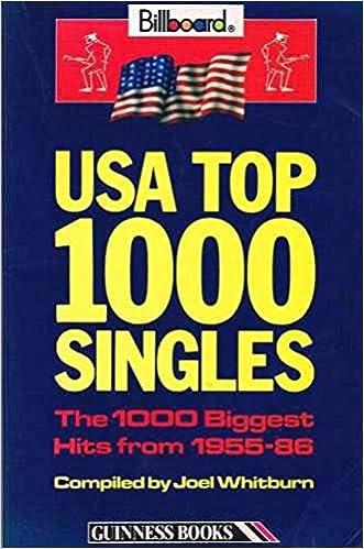 Usa top singles