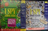 Twin I SPY Pack, School Days and Spooky Mansion by Scholastic
