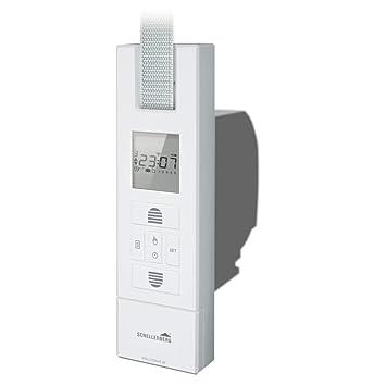 Schellenberg 22766 Elektrischer Gurtwickler Rollodrive 65 Plus Weiss