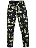Star Wars Mens' Stormtrooper & Darth Vader Lounge Pant Size Medium Black