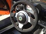 Lotus Exige 2005-15 steering wheel cover by RedlineGoods