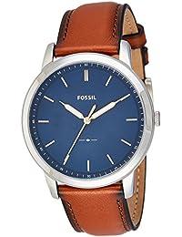 Men's FS5304 The Minimalist Three-Hand Light Brown Leather Watch