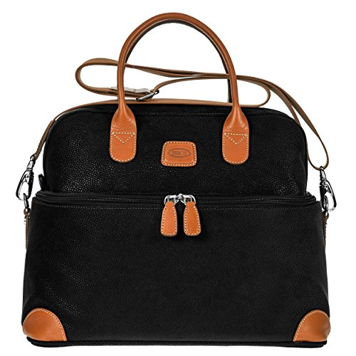 Bric's Life Tuscan Train Bag Cosmetics Case, Black by Bric's