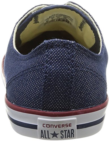 Adulte Converse Mode marine Mixte Baskets Ox Sheer Bleu Dainty RI1RrY