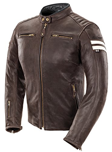 Ladies Leather Bike Jacket - 4