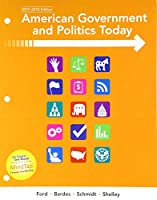 Bundle: American Government and Politics Today, 2017-2018 Edition, Loose-Leaf Version, 18th + MindTap Political Science, 1 term (6 months) Printed Access Card