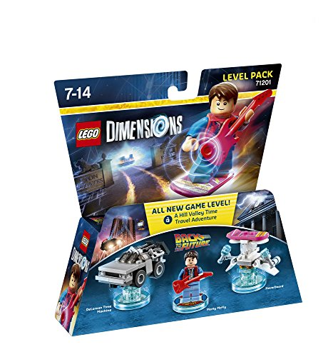 LEGO Dimensions - Level Pack - Zurück in die Zukunft