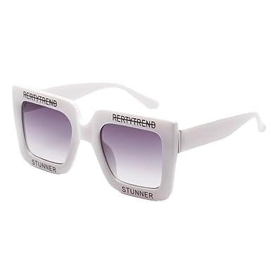 Gafas de Sol Mujer, ❤️Xinantime Gafas de sol retro mujer ...