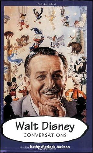 Walt Disney: Conversations (Conversations with Comic Artists
