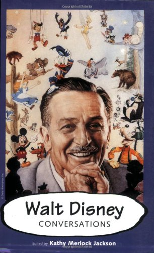 Walt Disney: Conversations (Conversations with Comic Artists Series)
