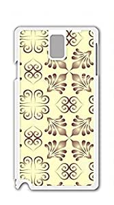 Custom made Case/Cover/ phone case for samsung galaxy note3 - Old Floral Hires