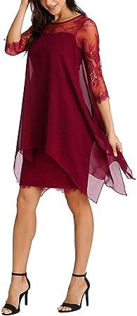 ❤Características: Rebajas Vestidos Vestidos De Fiesta Vestidos Liso Vestidos Casual Vestidos Para Bo